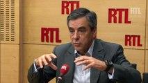 """Loi Travail : """"Il faut pouvoir passer par-dessus les syndicats"""", dit François Fillon"""