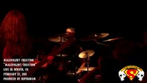 "Malevolent Creation ""Malevolent Creation"" Live 2/27/11"