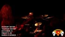 """Malevolent Creation """"Malevolent Creation"""" Live 2/27/11"""