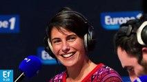 """Alessandra Sublet : """"Emmanuel, c'est un épicurien né"""""""