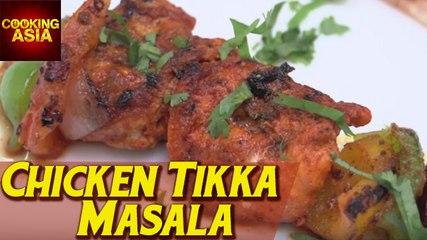Chicken Tikka Masala | Malladis Hyderabadi Foods | Cooking Asia