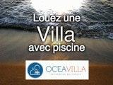 Location d'une villa du Gite de Beauchene , avec piscine , chauffées et 6 chambres pour des vacances de rêve sur la côte de vendéenne en Vendée à côté des sables d'olonnes et des plages (france).