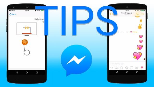 14 Facebook messenger tips