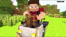 [Minecraft Animation] - Top 10 Minecraft Funny Animations May 2016 - HTr Minecraft Animations