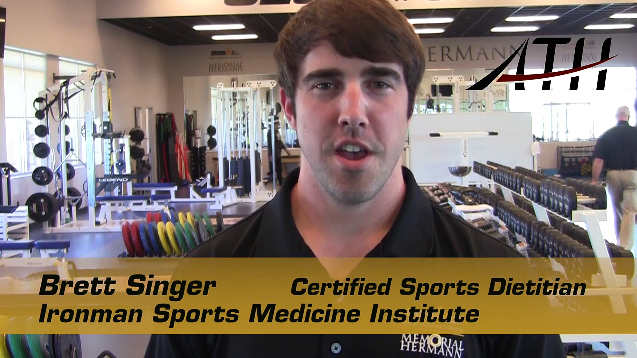 Sports Nutrition – Recovery Nutrition