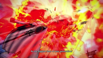 One Piece : Burning Blood - Trailer de lancement de One Piece : Burning Blood