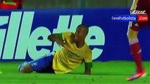 Brasil 1 Venezuela 0 Sudamericano Sub 20 Gol Anderson 16-01-2013