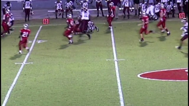 devin johnson Raines high school football #15