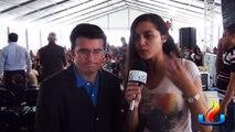 UMADEB 2012 - Dia 20-02 - Entrevista Pr. Ivan Teixeira