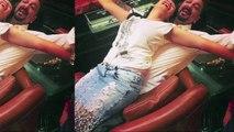 (Video) !! Sanjay Dutt Dancing With Wife Maanayata Dutt !! Vianet Media