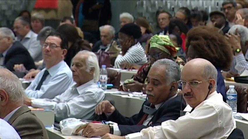 Rencontre internationale pour une conférence mondiale pour la paix et le progrès - Table-ronde 3