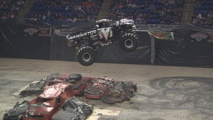 Monster Truck Nationals - State College Highlights -2016