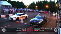 Nissan GT-R GTT 1000 vs Nissan GT-R Boost Logic Godzilla
