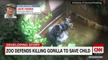 Jack Hanna agrees with zoo's shooting of gorilla