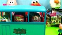 Peppa Pig Kinder Surprise Eggs MLP Fashems Disney Frozen Fashems Peppa Pig Egg