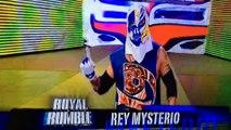 Rey Mysterio vs Undertaker Royal Rumble 2010 highlights