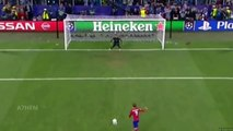Real Madrid vs Atletico Madrid Penalty Shootout 5-3 Champions League Final 28.05.2016