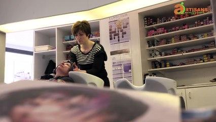 FFB Fier d'être artisan : coiffeuse