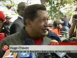 27 Feb 2009 Hugo Chávez solicita a Obama rectificar acusación contra Venezuela