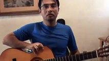 Mario Bros (Guitarra punteo facil)