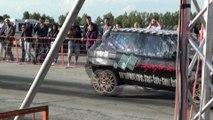 Honda Civic VTI Turbo Vs. Opel Corsa A Turbo