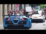 Super Cars, Muscle Cars, Super Girls, Drivers' Parade le Mans 2011