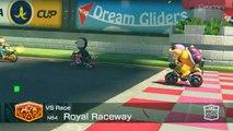 23.Mario Kart 8 - Ciro Azul Mii (N64 Royal Raceway)