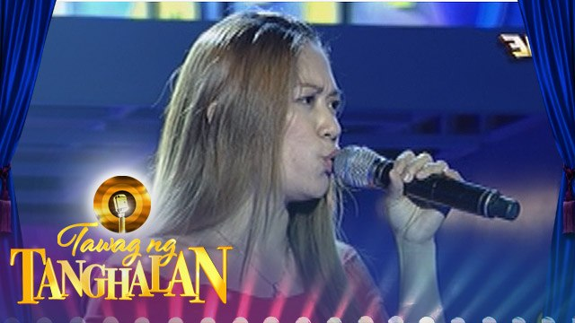 Tawag ng Tanghalan: Raychelle Mae Gerona | How Could You Say You Love Me