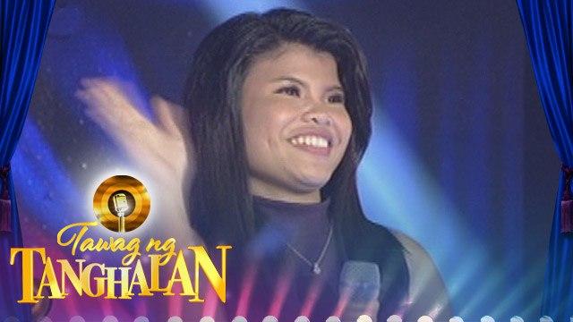 Tawag ng Tanghalan: Pauline defends the golden mic!