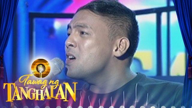 Tawag ng Tanghalan: Mark Sorita | Say That You Love Me