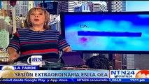 OEA entra en receso por 45 minutos tras permanecer horas en debate sobre caso de Venezuela