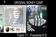 OMC -Vol 1-Track 17- Freestyle ft Doeboy