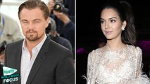 Leonardo DiCaprio and Kendall Jenner Flirting At Cannes