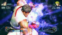 Combat Ultra Street Fighter IV - Ryu vs Ken