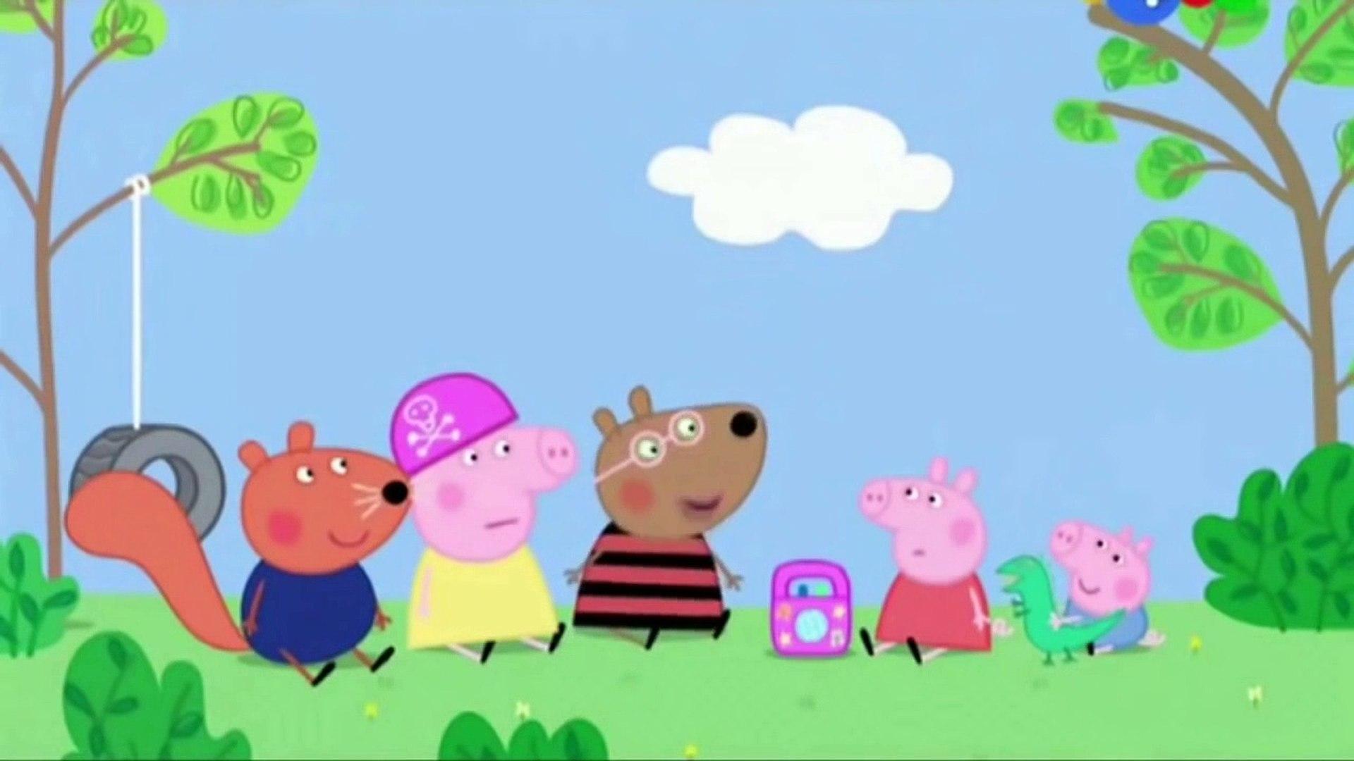 А ты какую музыку любишь, Пэппа John Cena   Peppa Pig
