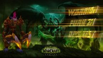 "WoW Legion Beta Fury Warrior DPS Test ""LvL 110"" Artefakt Waffen + Full PvP Gear (UHD)"