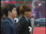 [Jang Woo Hyuk] Red Carpet - Chengdu, China Popular Music Ceremony 2010 Mar 28