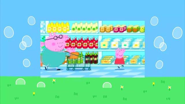 Peppa Pig Episode 41 Shopping English