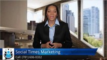 Social Times Marketing Saugus Great Five Star Review by Dina W.