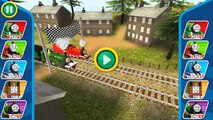 Thomas & Friends: Go Go Thomas! - Emily vs James,Countryside - Speed Challenge By Budge Studios