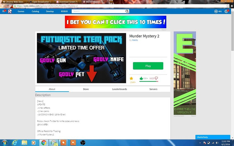 Https //web.roblox Download Live Stream Roblox Maybe Minecraft Tomorrow Video Dailymotion