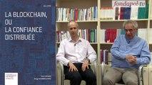 Yves Caseau et Serge Soudoplatoff présentent leur note : La blockchain, ou la confiance distribuée