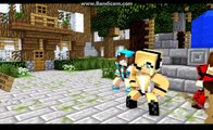 Minecraft Songs 'Fight Like A Girl'Psycho Girl 3 ♪♪ Little
