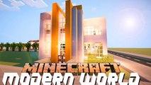 Minecraft Modern House - Modern World