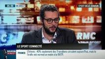 La chronique de Frédéric Simottel : La technologie s'intéresse au sport connecté - 02/06