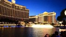 Bellagio Fountains / Show das Fontes do Bellagio / 26-04-2015
