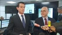 """Inondations : """"La situation reste difficile dans plusieurs secteurs"""", pour Manuel Valls - Le 02/06/2016 à 10h00"""