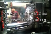 Plastic Cutlery Mould Series PS Clear Spoon Mould with 25 cavities
