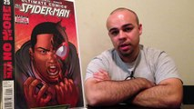 Marvel Comic Book Review Dedicated to Treyvon Martin: Ultimate Comics Spiderman #25 (7/17/13)!