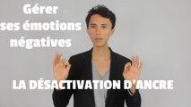 Auto-hypnose et PNL : désactiver un ancrage négatif
